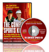 The Confident Sports Kid