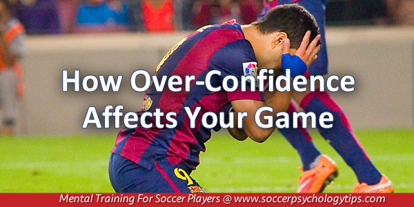 Over Confidence in Soccer
