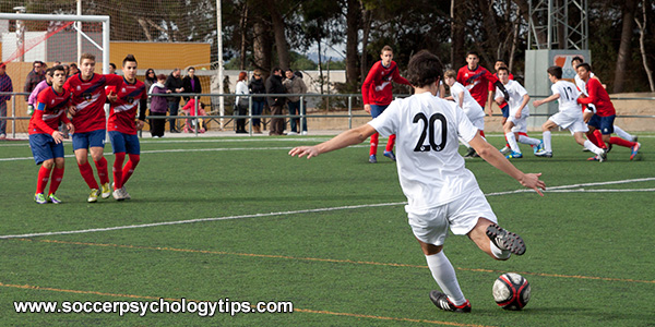 How to Develop High Confidence in Soccer