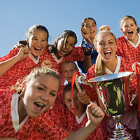 Winning in Soccer